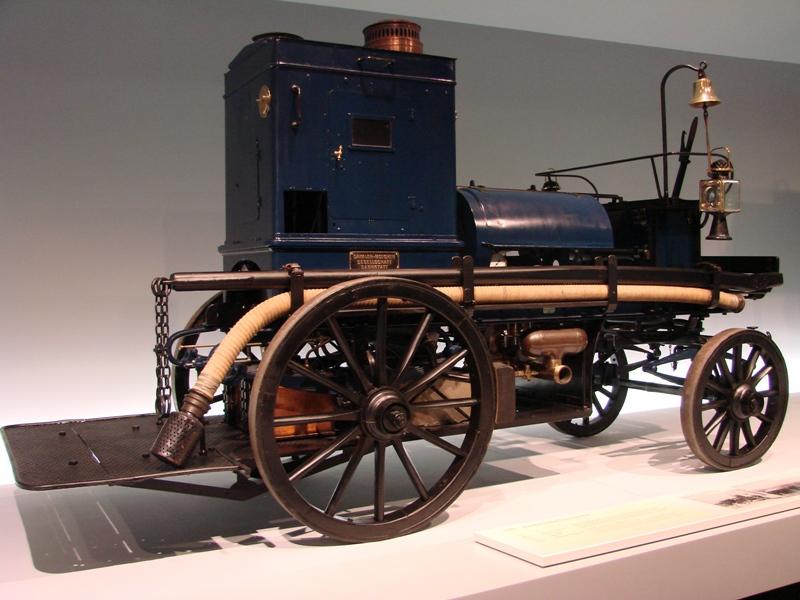 musée - [Photos] Le Mercedes-Benz Museum de Stuttgart 21610