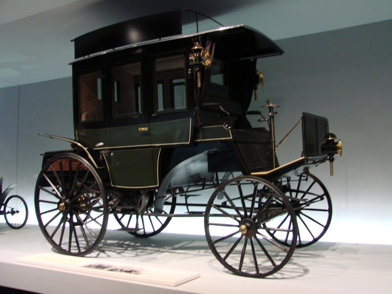 musée - [Photos] Le Mercedes-Benz Museum de Stuttgart 22010