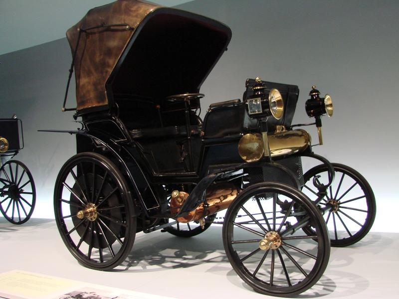 musée - [Photos] Le Mercedes-Benz Museum de Stuttgart 22210