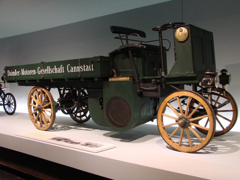 musée - [Photos] Le Mercedes-Benz Museum de Stuttgart 22410