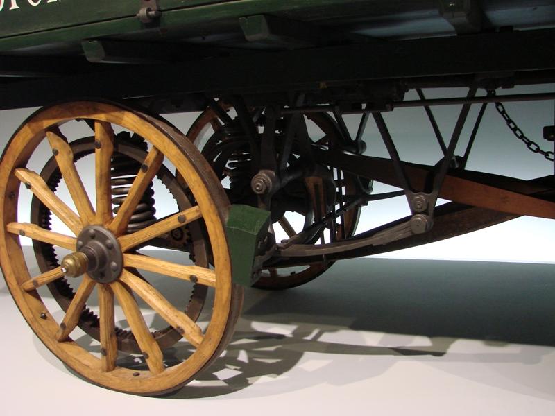 musée - [Photos] Le Mercedes-Benz Museum de Stuttgart 22510