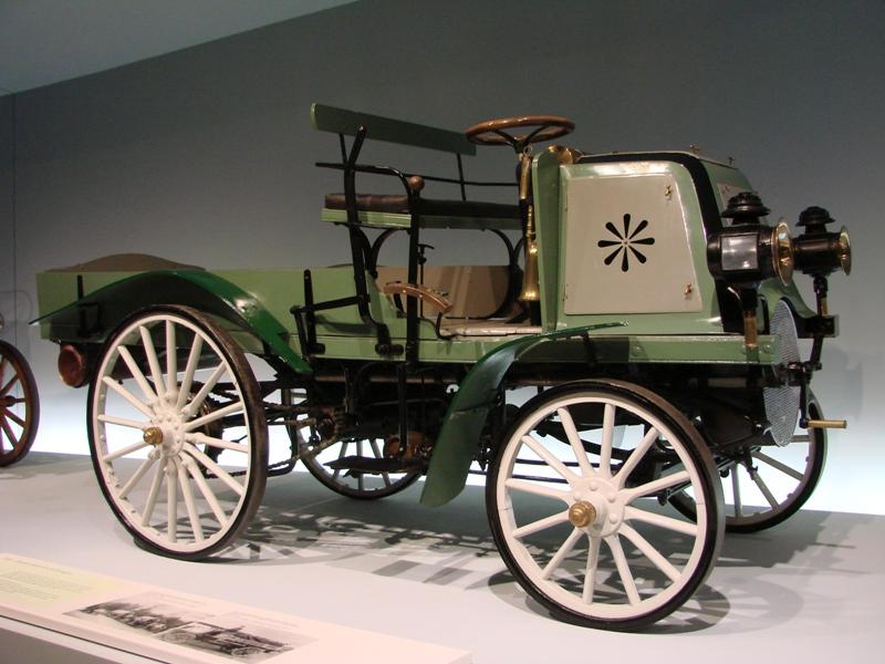 musée - [Photos] Le Mercedes-Benz Museum de Stuttgart 22711