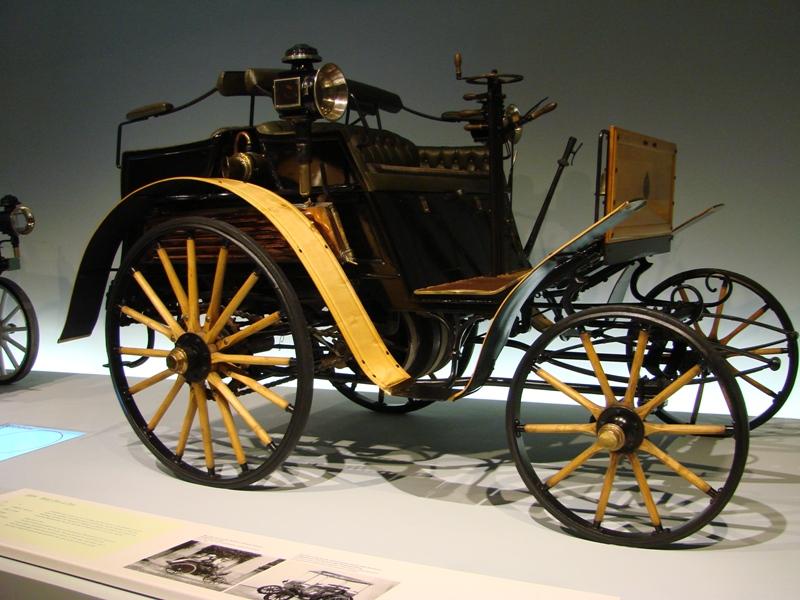 musée - [Photos] Le Mercedes-Benz Museum de Stuttgart 22910