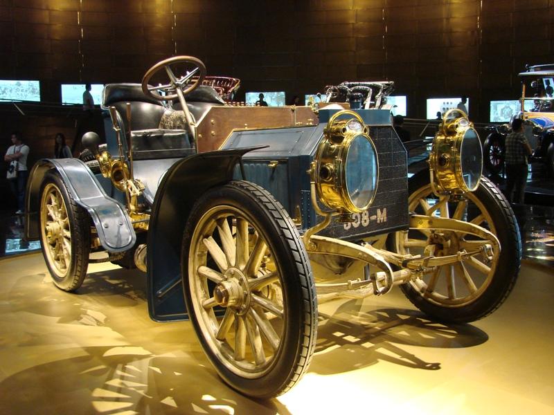 musée - [Photos] Le Mercedes-Benz Museum de Stuttgart 23210