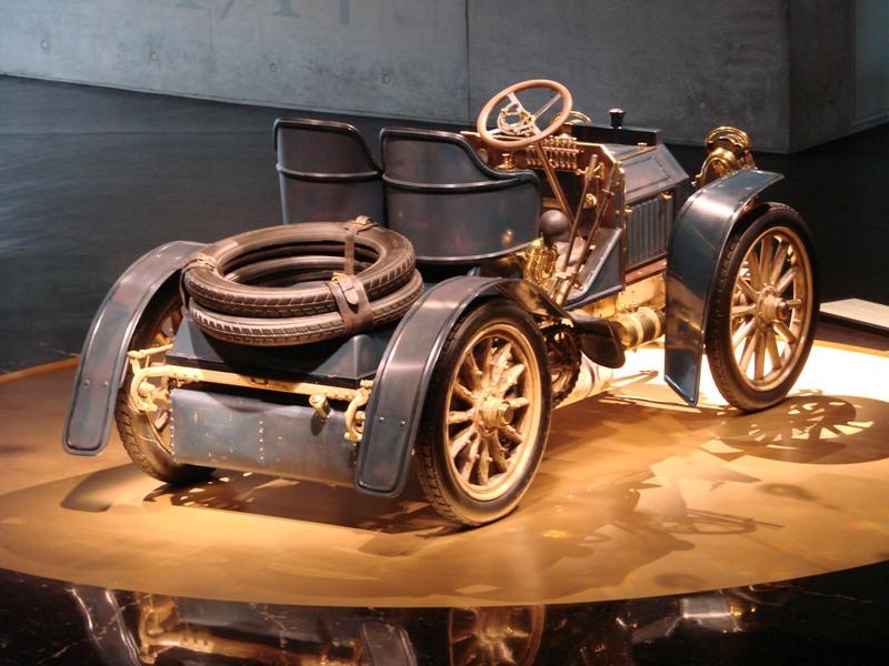 musée - [Photos] Le Mercedes-Benz Museum de Stuttgart 23310