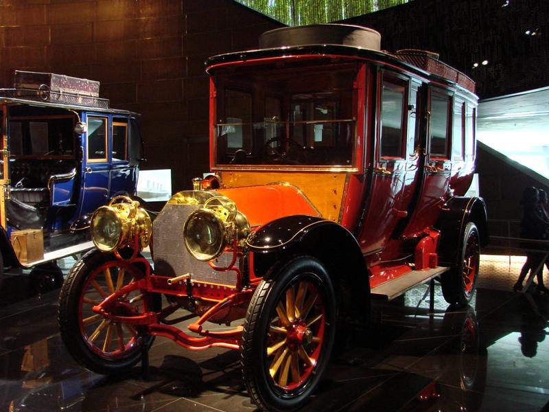 musée - [Photos] Le Mercedes-Benz Museum de Stuttgart 23510