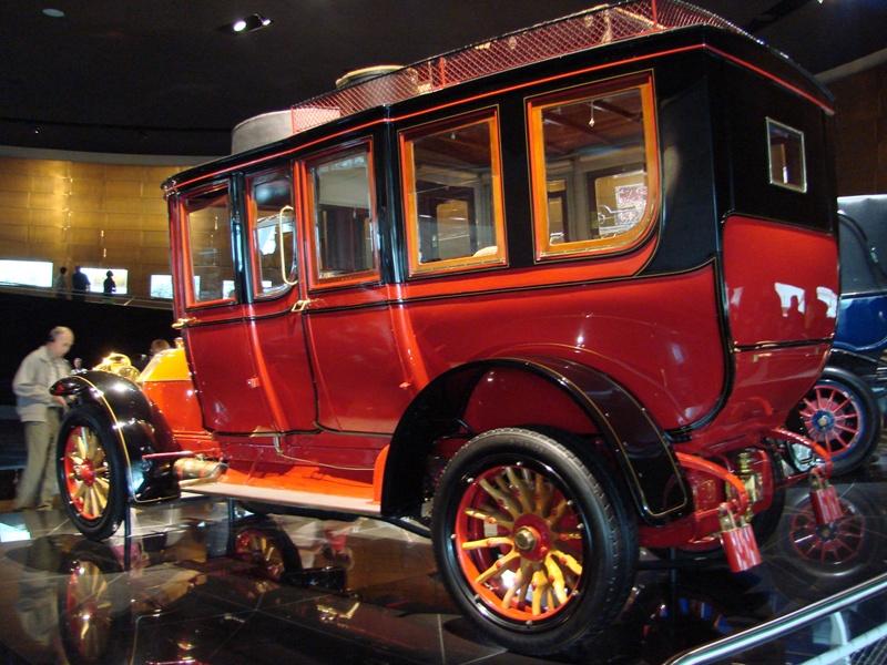 musée - [Photos] Le Mercedes-Benz Museum de Stuttgart 23610