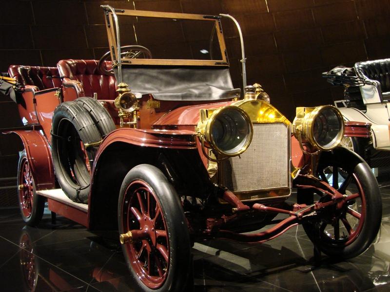 musée - [Photos] Le Mercedes-Benz Museum de Stuttgart 23810
