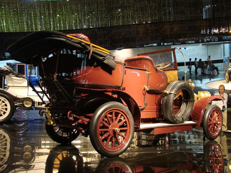 musée - [Photos] Le Mercedes-Benz Museum de Stuttgart 23910