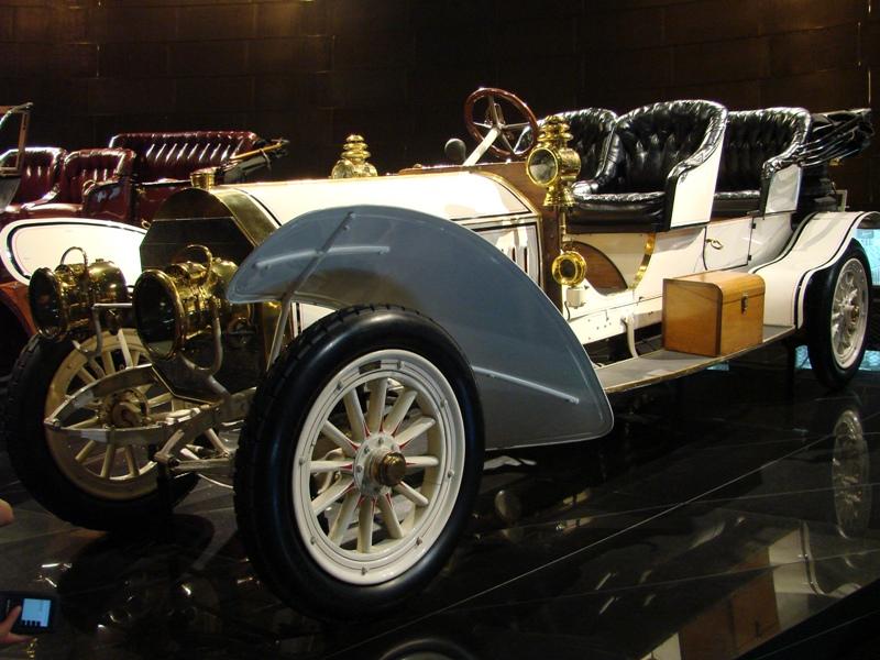musée - [Photos] Le Mercedes-Benz Museum de Stuttgart 24110