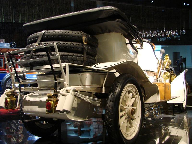musée - [Photos] Le Mercedes-Benz Museum de Stuttgart 24210