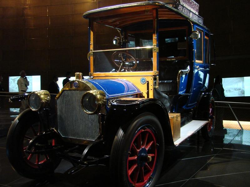 musée - [Photos] Le Mercedes-Benz Museum de Stuttgart 24510