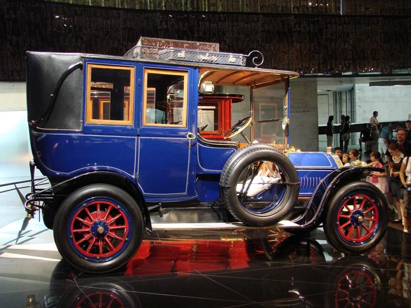 musée - [Photos] Le Mercedes-Benz Museum de Stuttgart 24610