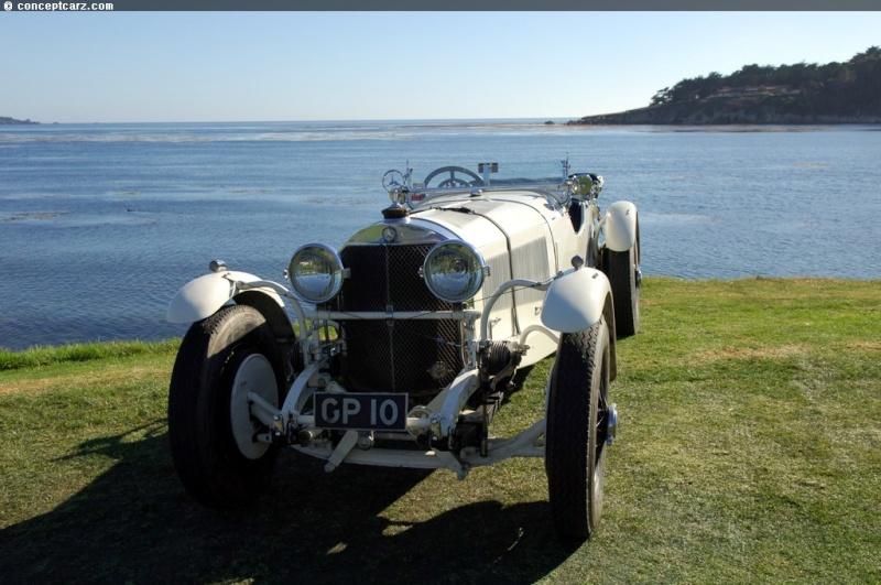 Mercedes SS SSK & SSKL (W06) 1928-1934 30-mb_13