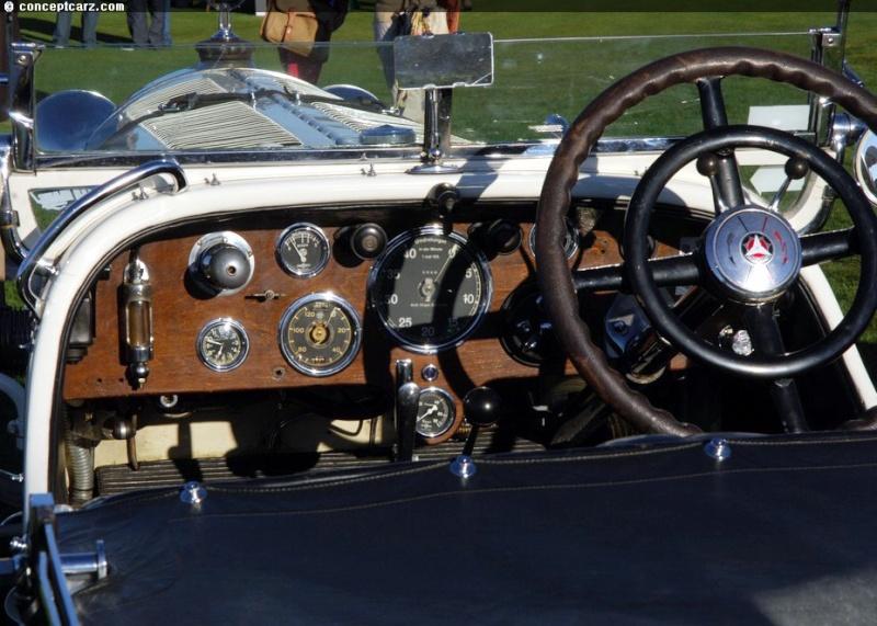 Mercedes SS SSK & SSKL (W06) 1928-1934 30-mb_17