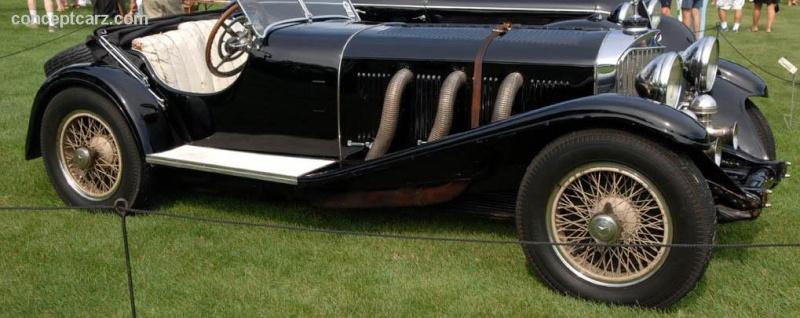 Mercedes SS SSK & SSKL (W06) 1928-1934 31_mer11