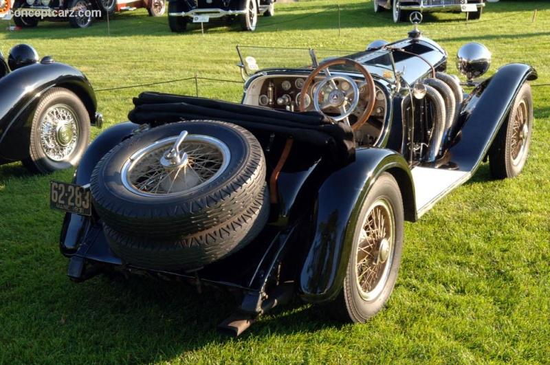 Mercedes SS SSK & SSKL (W06) 1928-1934 31_mer13