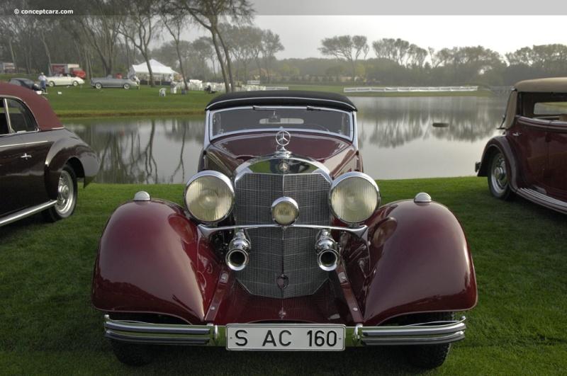 [Essai] Mercedes 540K Roadster 1937 - 1939  35-mer11