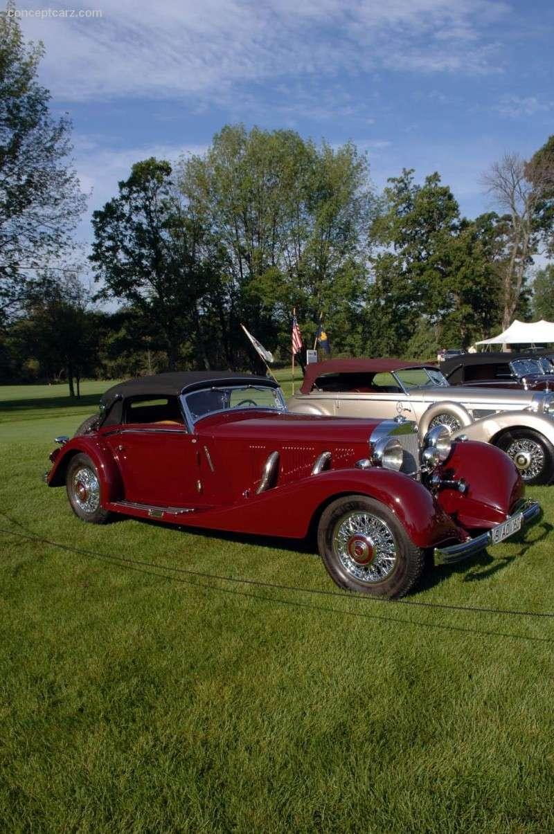 [Essai] Mercedes 540K Roadster 1937 - 1939  35_mer12