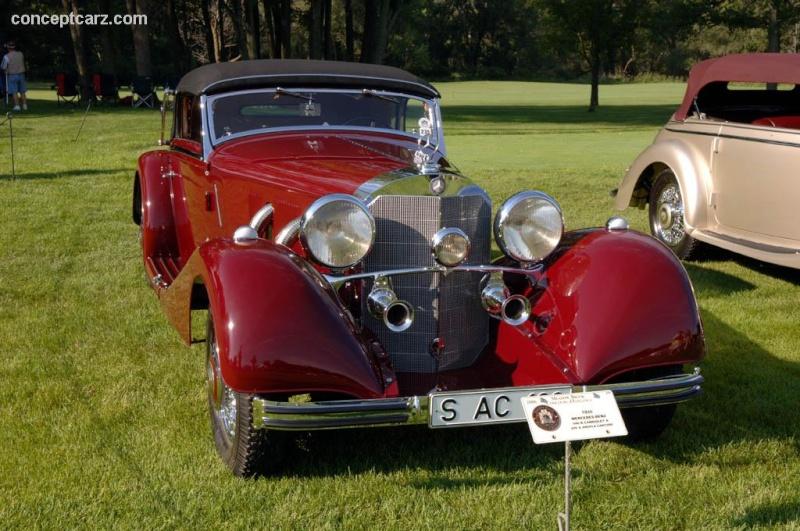[Essai] Mercedes 540K Roadster 1937 - 1939  35_mer13