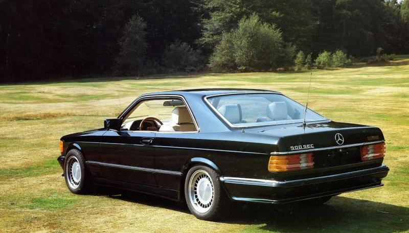 La Mercedes 560 Duchatelet 3929a311