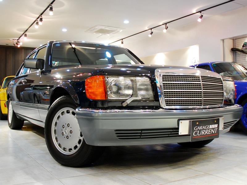 Les Mercedes 500/560 SE/SEL (W126)  536-1_10