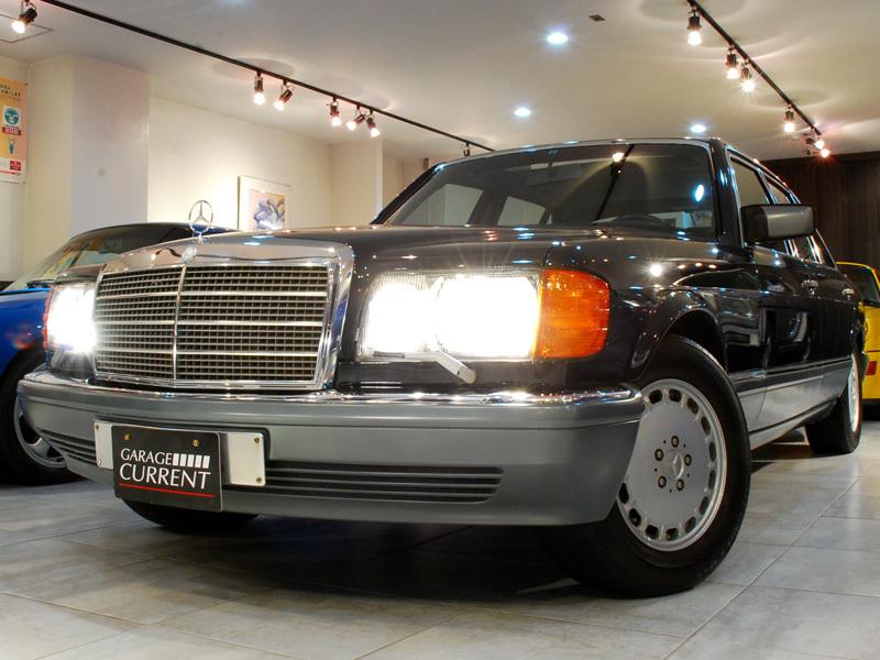 Les Mercedes 500/560 SE/SEL (W126)  536-1_12