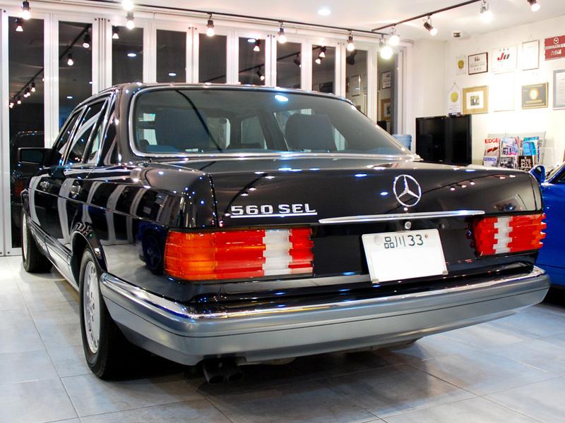Les Mercedes 500/560 SE/SEL (W126)  536-1_14