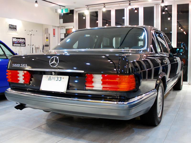 Les Mercedes 500/560 SE/SEL (W126)  536-1_15