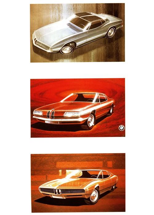 [Designer] Paul Bracq chez Mercedes-Benz  5360b210