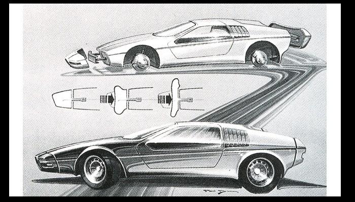 [Designer] Paul Bracq chez Mercedes-Benz  5eb31b10