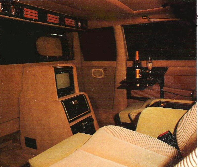 Les interieurs de W126 1980 - 1992 603fb910