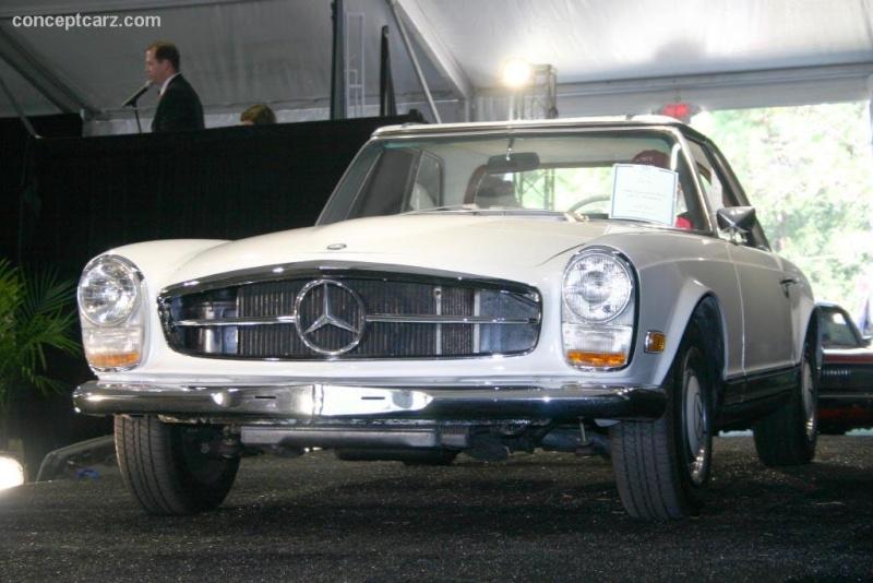 "La ""Pagode"" 280 SL (W113 1967-1971)  68-mer10"