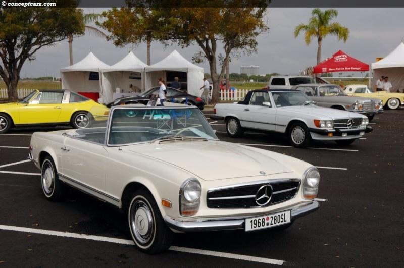 "La ""Pagode"" 280 SL (W113 1967-1971)  68-mer12"