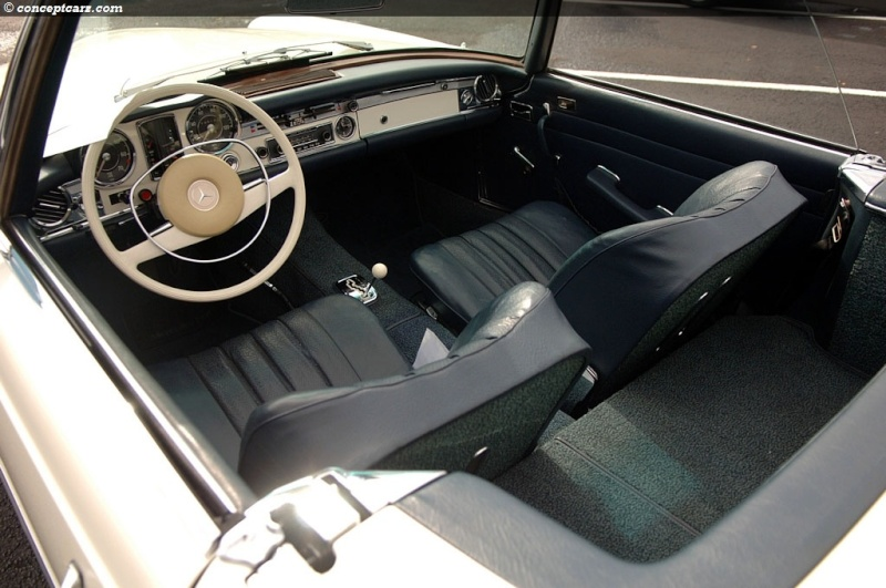"La ""Pagode"" 280 SL (W113 1967-1971)  68-mer14"