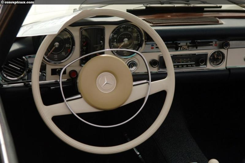 "La ""Pagode"" 280 SL (W113 1967-1971)  68-mer15"