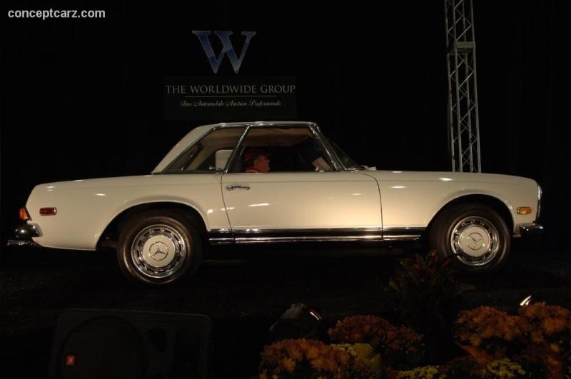 "La ""Pagode"" 280 SL (W113 1967-1971)  68_mer11"