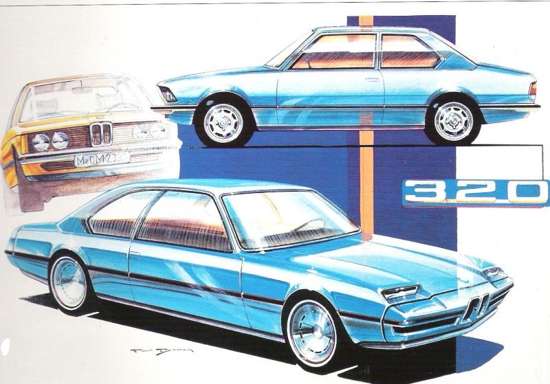 [Designer] Paul Bracq chez Mercedes-Benz  741bec10
