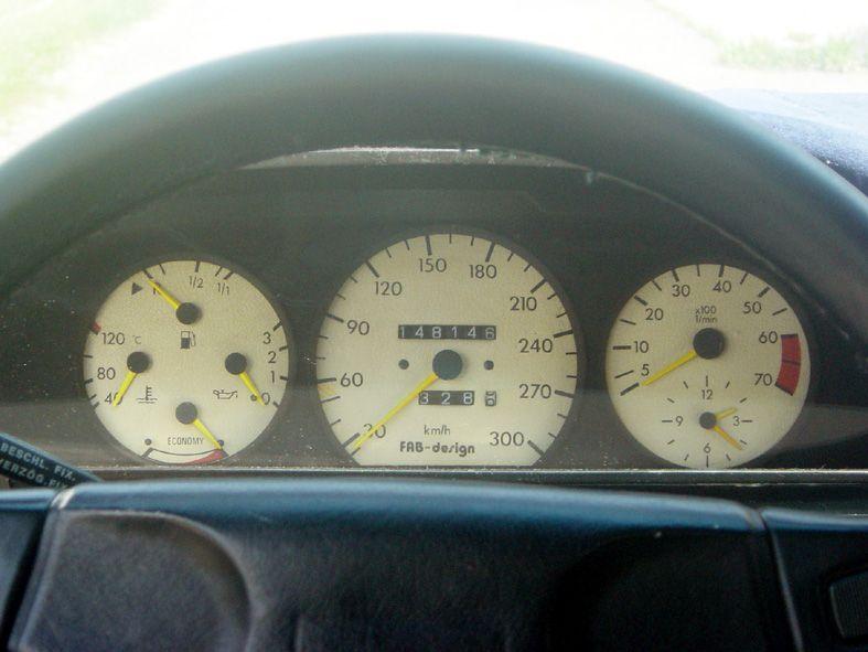 Les interieurs de W126 1980 - 1992 97879810