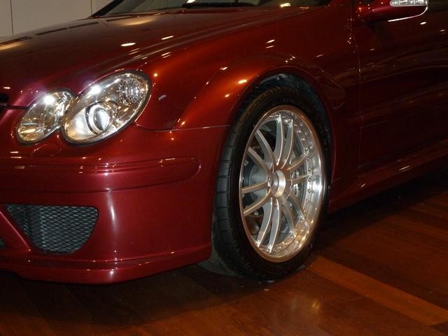 [Essai] CLK 63 AMG / DTM / Black Séries...(C209) 2005 Amgbru37