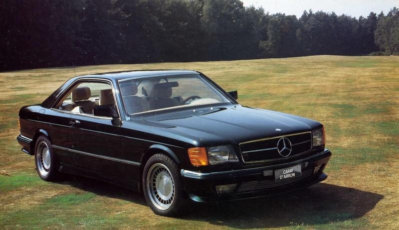 La Mercedes 560 Duchatelet Ba7d1e10