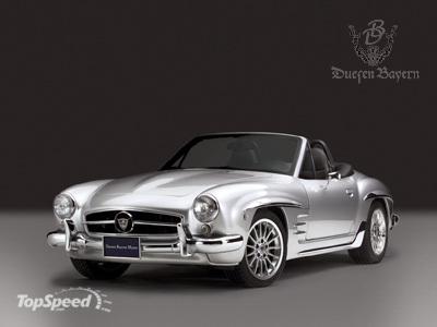 Les répliques de Mercedes - Page 2 Bmw-z310