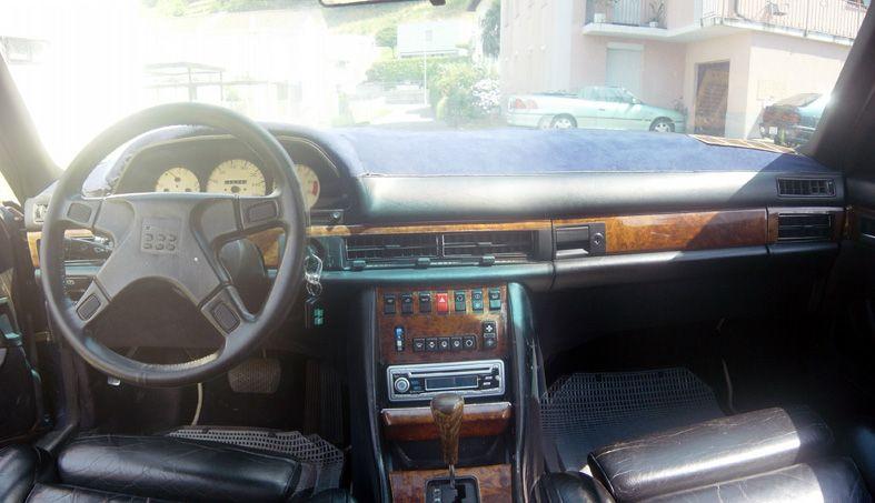 Les interieurs de W126 1980 - 1992 Cd6b6e10