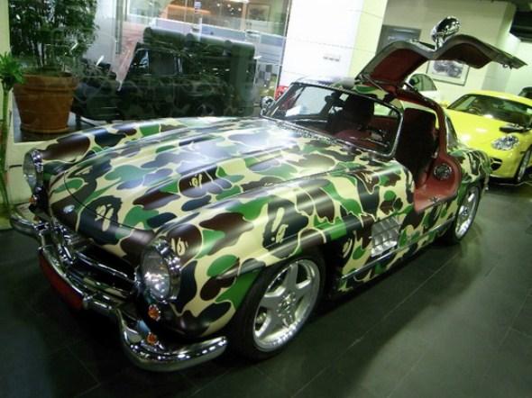 Les répliques de Mercedes Crazyf98