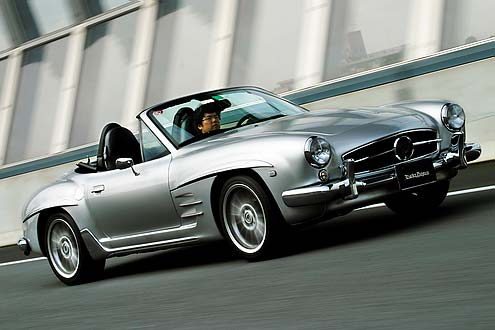 Les répliques de Mercedes - Page 2 Duesen10
