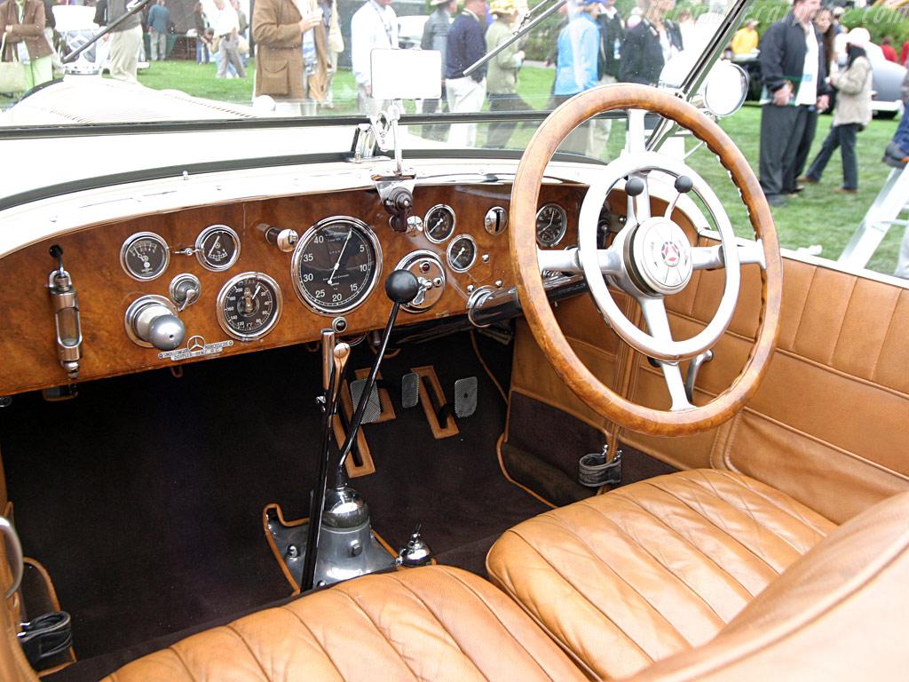 Essai de la Mercedes 540K Roadster 1937 E75kec13