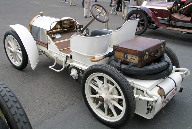 Mercedes 18/28 HP...... 35 HP Gordon18
