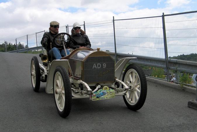 Mercedes 18/28 HP...... 35 HP Gordon19