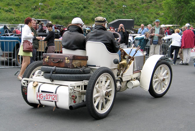 Mercedes 18/28 HP...... 35 HP Gordon20
