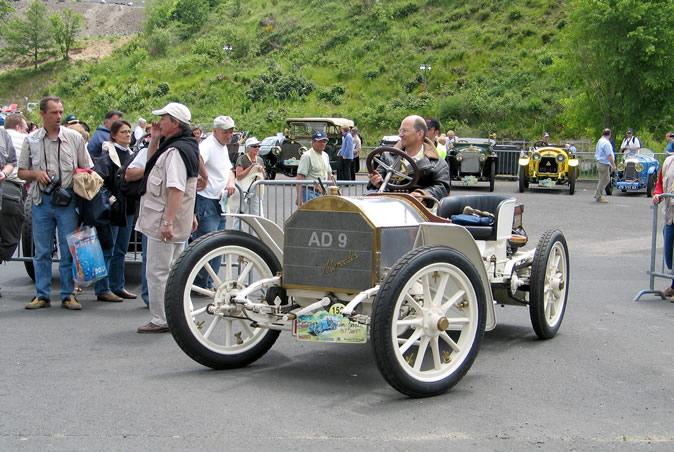 Mercedes 18/28 HP...... 35 HP Gordon21